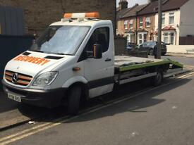 mercedes sprinter Tow truck! recovery truck! very good truck!