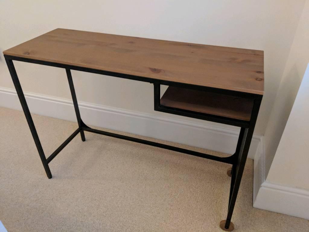 Ikea FjÄllbo Console Laptop Table