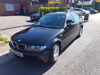 bmw 318i se 52 2002 full leather px possible