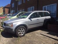 Volvo Xc 90 D5 S Awd Automatic Silver