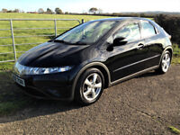 2009 Honda Civic Se 2.2 I Cdti*Turbo Diesel*Long Mot*Just Serviced*New Clutch*Great Condition*
