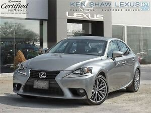 2016 Lexus IS 300 ** Luxury Package ** Lexus Certified **