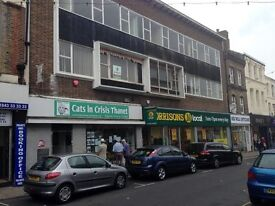 Shop and offices to let in Ramsgate