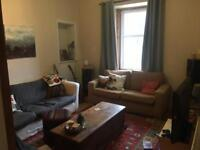 Comfy double room in 2 bed flat
