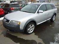 2003 Audi allroad !!!REDUCED!!!2.7T  QUATTRO/LEATHER/SUNROOF/KEY