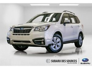2018 Subaru Forester 2.5i Convenience  Bluetooth, Camera!