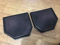 Bmw M5 F10 K&N filter set - used