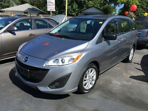 2012 MAZDA MAZDA5 GS - ALLOYS, A/C, KEYLESS ENTRY, POWER WINDOWS