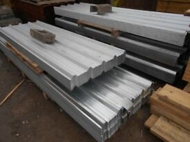 BOX PROFILE GALVONISED ROOFING SHEETS 12FT 10FT 8FT