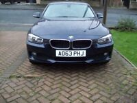 BMW 320D SE F.S.H F/LEATHER 2013 (63 PLATE)