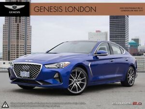 2019 Genesis G70 2.0T Prestige 2.0L Turbo Engine | AWD | Gene...