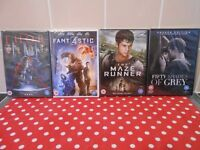 BRAND NEW SEALED DVDS - £2 EACH OR £6 THE LOT