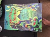 kids thick hard back monster stories, story book for sale in Cardiff