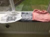 LADIES GAP HOODIES