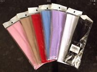 Brand new small head bands x 7
