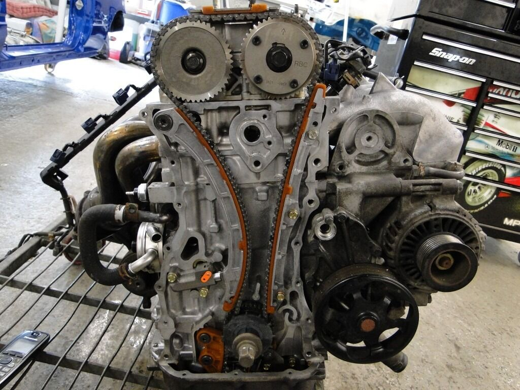 Honda Timing chain replacement Accord Civic Crv Frv S2000 ...
