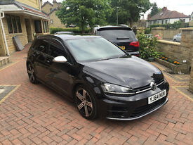 Volkswagen Golf R 2.0 tfsi R20 DSG Auto full leather keyless FVWSH S3 R32 RS3 M3 GOLF A3 GTD