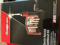 Snap on tools toothbrush