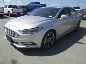 2017 Ford Fusion Fully Loaded AWD Titanium