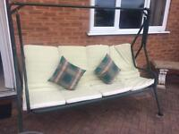 Large garden swing. COLLECT FROM KIDDERMINSTER