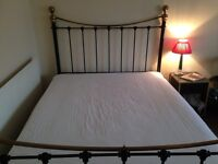 double bed, good condition