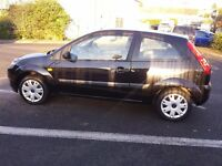2008 FORD FIESTA 1.25 STYLE NEW MOT NEW TIMING BELT IDEAL FIRST CAR PART EXCHANGE WELCOME