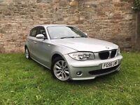 BMW 120d 2006 DIESEL 5 DOOR HATCHBACK