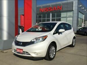 2016 Nissan Versa Note 1.6 SV, Backup Camera, Bluteooth