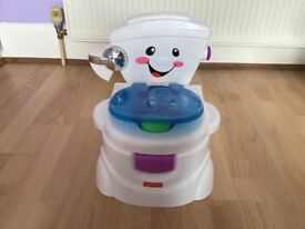 Fisher-Price potty