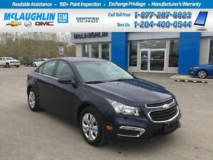 2016 Chevrolet Cruze Limited 4dr Sdn LT w/1LT