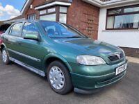 Vauxhall, ASTRA, Hatchback, 1999, Manual, 1598 (cc), 5 doors