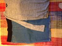Maternity clothes bundle size S / 8