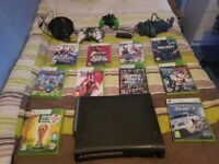 Xbox 360 games, headset and more