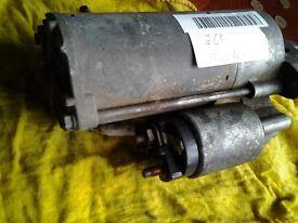 Starter Motor of a 1.8 Mondeo