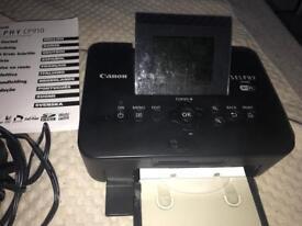Cannon photo printer