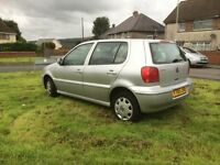 Vw polo 1.4 immaculate condition