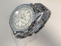 New Breitling Navitimer stainless steel automatic watch