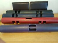 Vipr exercise bars.. different sizes aslo..