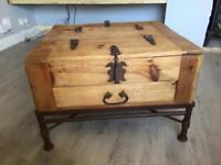 Pine coffee/ side table