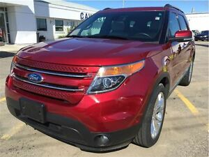 2015 Ford Explorer Limited w/ NAV, LEATHER, HEATED/COOLED POWER