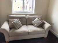 2 seater House of Fraser sofa