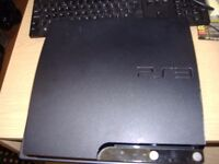 sony playstation 3 slim 120gb excellent working condition
