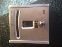 Korg DT10 Guitar Tuner Pedal