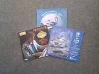 Franz Lambert/Jimmy Smith/Tony Back Autographed LPs.