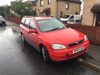 Vauxhall Astra Estate 1.7 Diesel for Spares or repair .