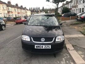 Volkswagen Touran 1.9 S TDI Diesel Excellent Condition