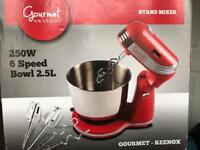 Gourmet stand mixer nearly new