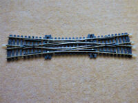 Peco SL-190 Double Slip, OO Gauge Model Rail Track, Ex Layout Good Condition, Switches Positive