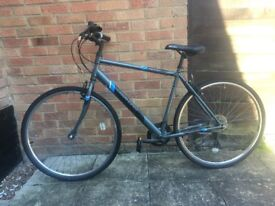Transfer apollo bicycle. very good and strong bicycle but old.