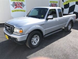 2009 Ford Ranger Sport, Extended Cab, Automatic, 4*4